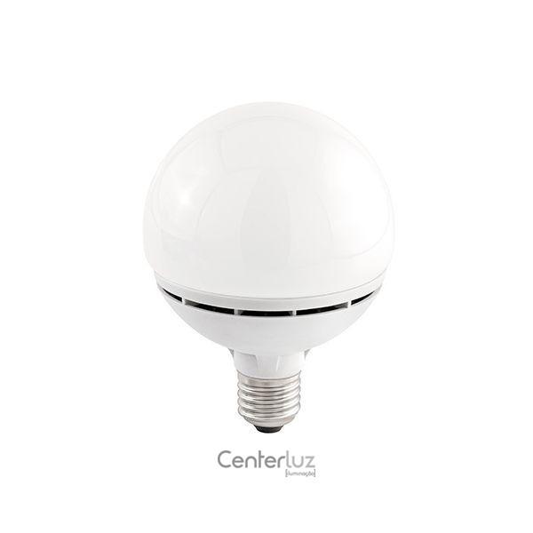 Lâmpada LED Ballon 12W 3000K (Branco Quente)  Bivolt