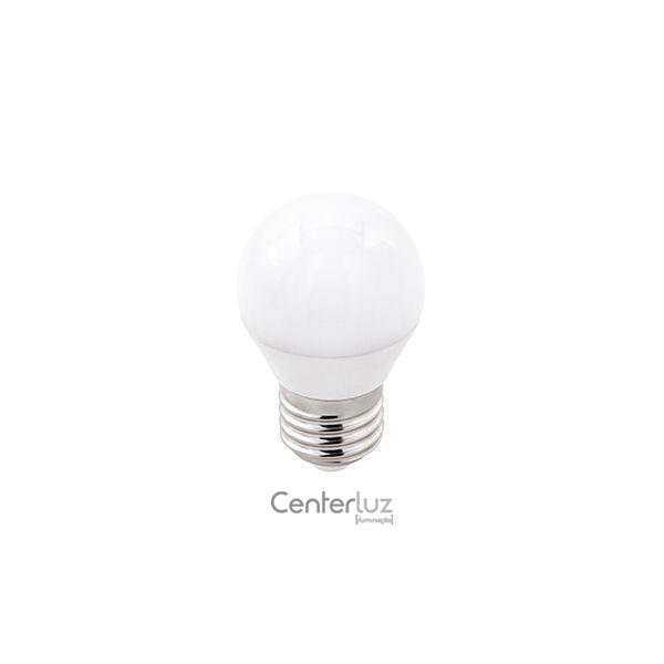 Lâmpada LED Mini Bulbo 3W 3000K (Branco Quente)  Bivolt