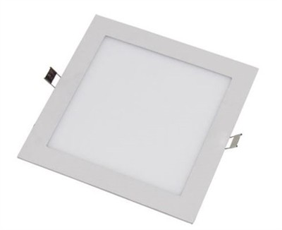 Embutido de LED 18W Quadrado Super Slim