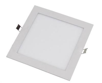 Embutido de LED 18W Quadrado Super Slim