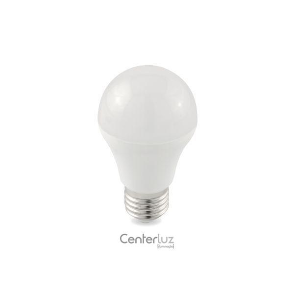Lâmpada LED Bulbo 9W 3000K (Branco Quente) Bivolt