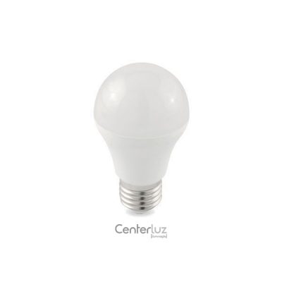 Lâmpada LED Bulbo 6W 3000K (Branco Quente) Bivolt