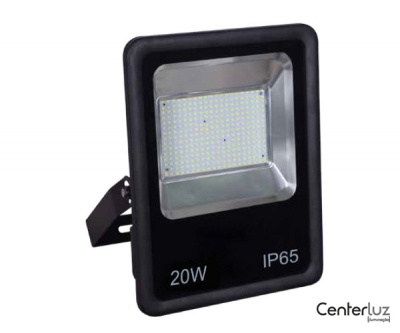 Refletor de LED Slim IP65