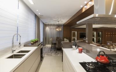 Apartamento Projeto Arquitetas ARQ cenário