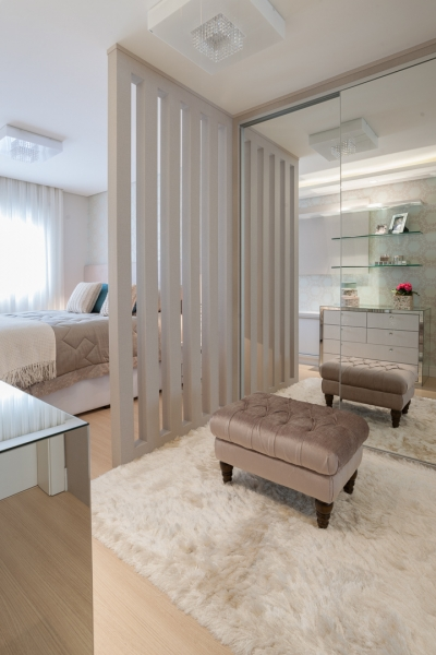 Closet Projeto Arquitetas ARQ cenário